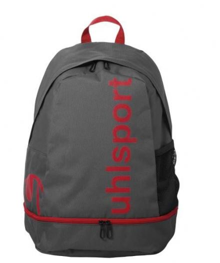 Essential Backpack Anthra / Red
